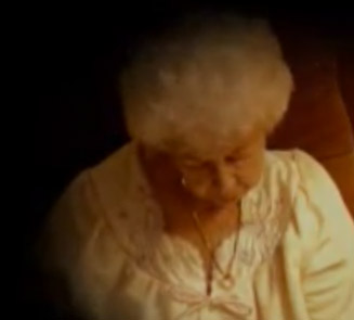 woman suffering from nursing home abuse
