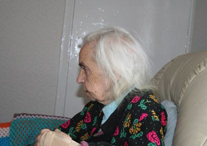 female Hackensack NJ nursing home patient